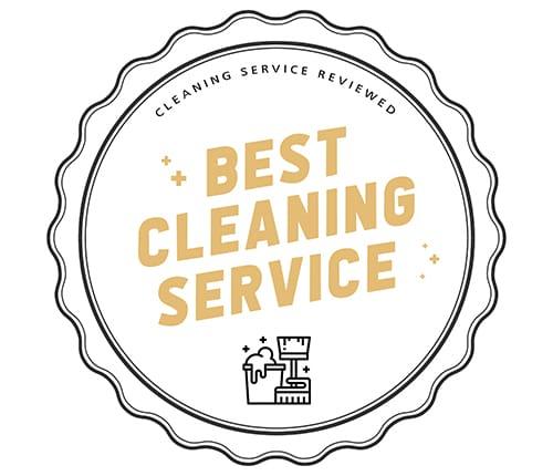 Las Vegas Best Cleaning Badge
